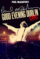 Paul McCartney Good Evening Dublin