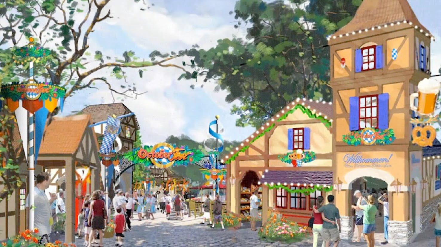 Newsplusnotes Busch Gardens Williamsburg 39 S Big Announcement
