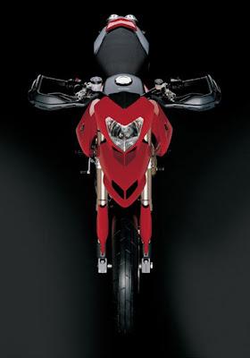 Ducati Hypermotard-radical concept bike