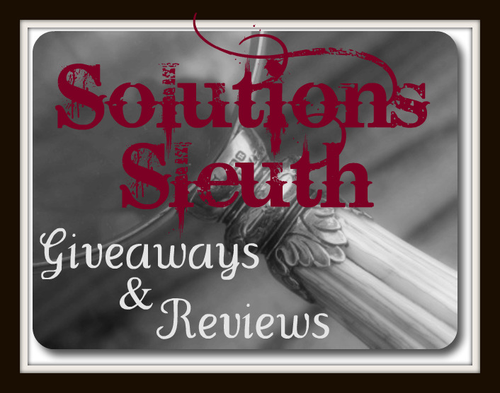 Solutions Sleuth - A Giveaway and Review Blog