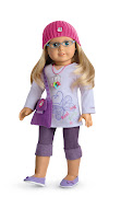 I am proud to be an official ParentPartner for American Girl and Shine On . (my american girl doll )