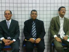 Ev. Daladier,Pr.Marcos e Pr.José Gonçalves