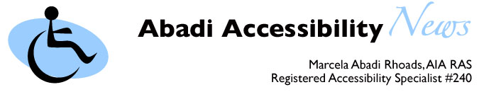 Abadi Accessibility News