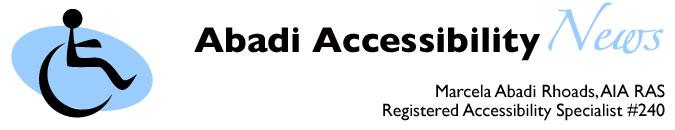 Abadi Accessibility News