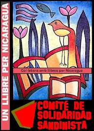 IMAGEN CAMPAÑA RECOLECTA DE LIBROS EN CATALUNYA PARA NICARAGUA