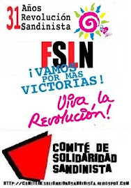 Celebracin XXXI aniversario Revolucin Popular Sandinista en Catalunya!!