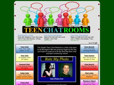 chat room teens and drugs