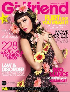 Glossy Love Girlfriend September My Life As A Magazine