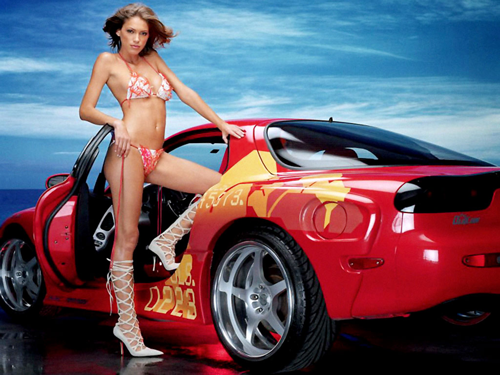 cool cars hot girls № 144626