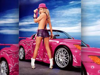 car accessories and girls