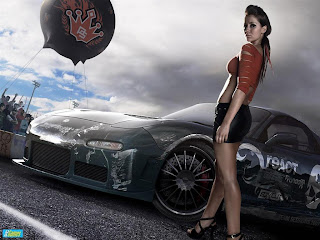 Trend Girls And Cars