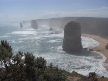 Les 12 apotres sur la Great Ocean Road