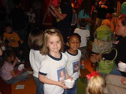 Brookelynn and friends @ preschool