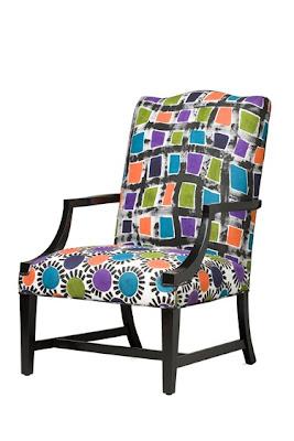 scaun design retro