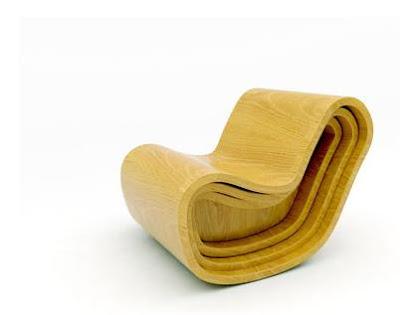 scaune design inspirat de papusa Matryoshka