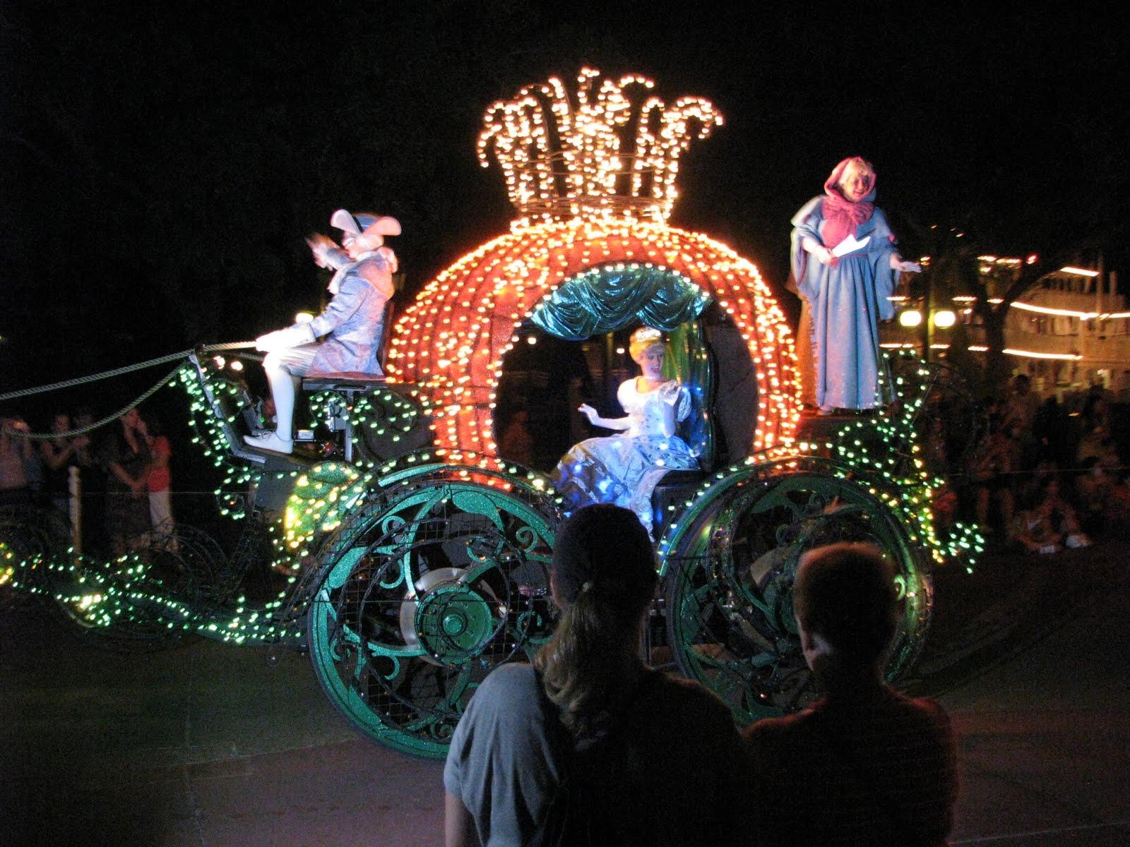 Cinderella Movie Pumpkin Carriage
