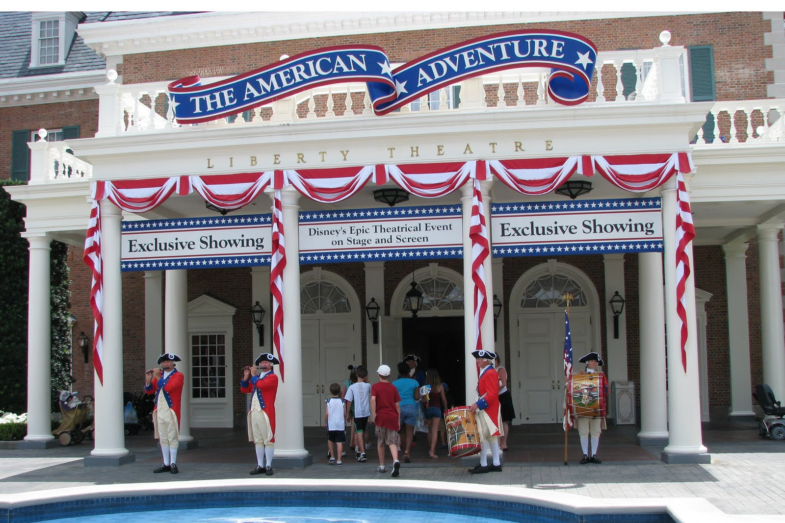 The American Adventure at Epcot | Walt Disney World Resort