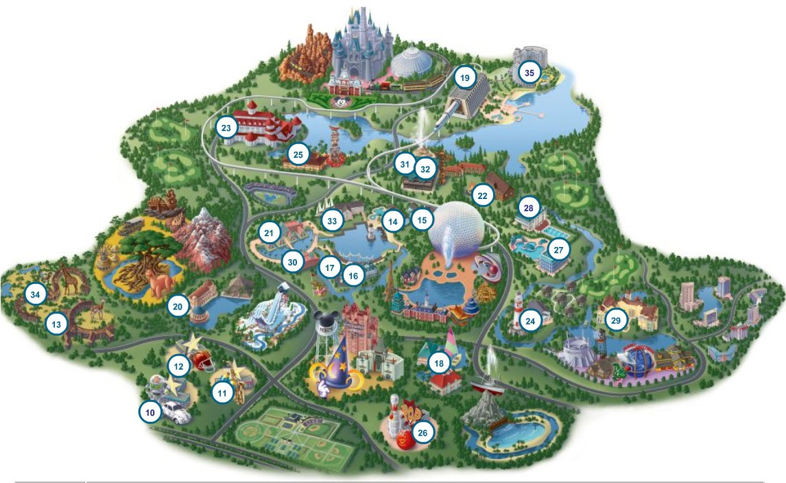 There Are Curly 4 Disney World Value Resorts To Chose From All Star Sports 12 Music 11 Movies 10 Pop Century 26