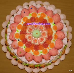 tarta cumpleañera