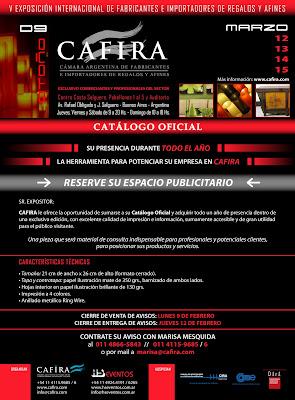 mail catalogo - Cafira Otoño 2009