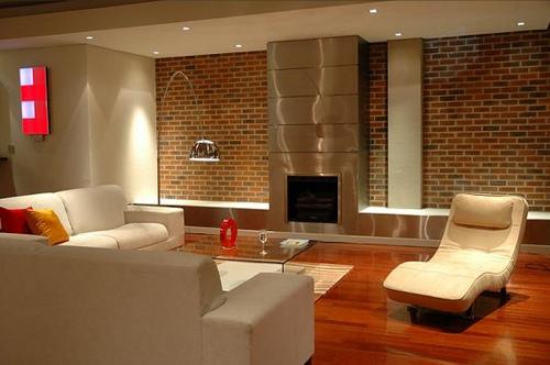 Puerta al sur como decoro la casa de soltera ideas y for Decoraciones de interiores para apartamentos