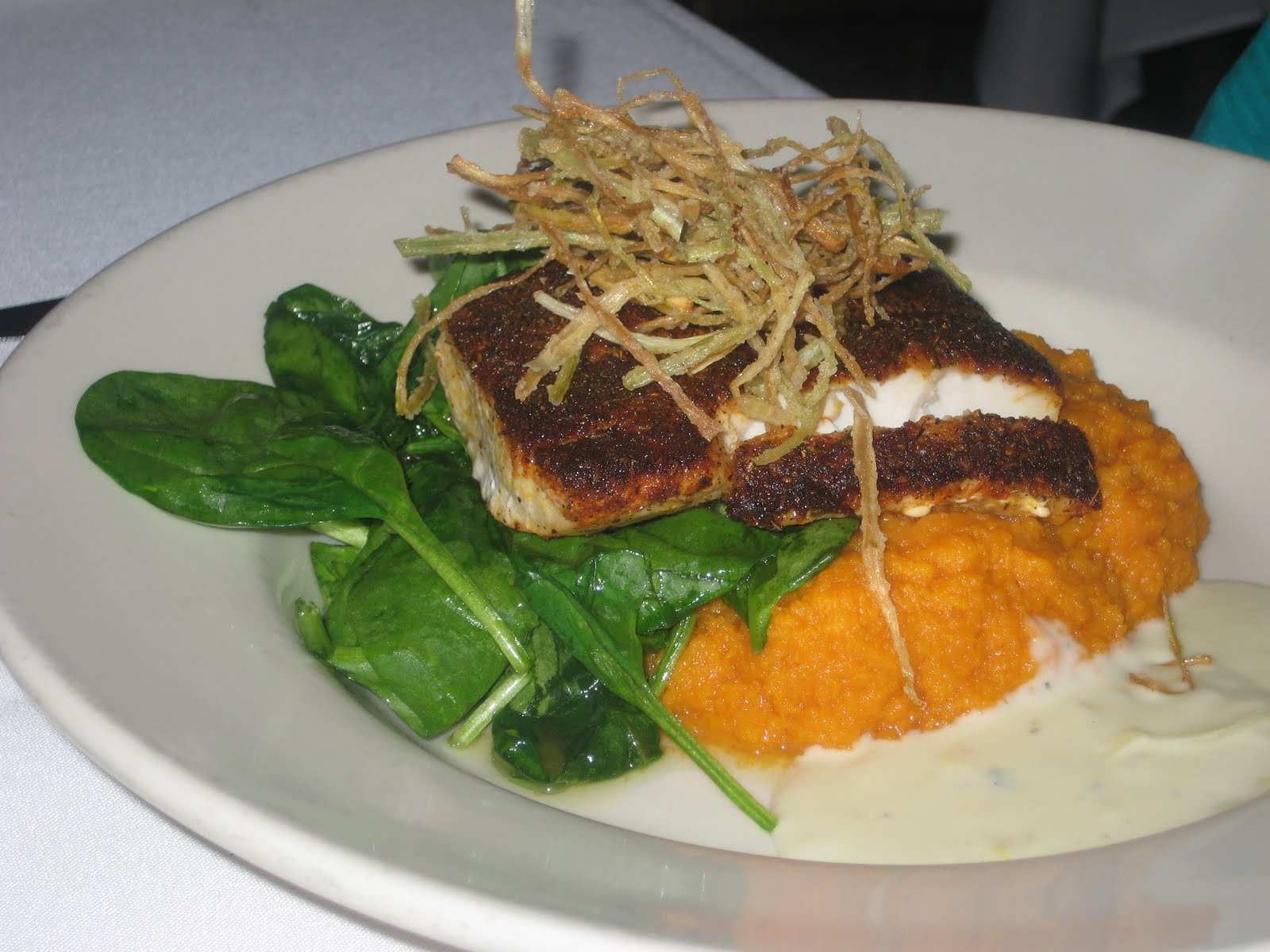 Great meals miami red fish grill tasty seafood in a for Red fish grill