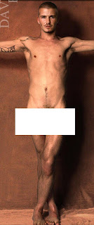 Recommend you David beckham nude pictures