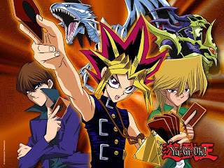 Yugioh was a Gay Boy's dream waiting to happen BTW