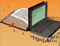 e-reader — устройство для чтения электронных книг