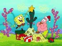 Новогодний Спанч Боб