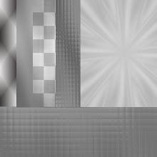 Silver & Black Paper Samples