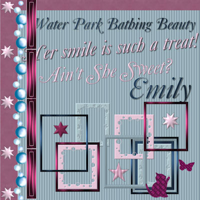 aint she sweet   sampler page