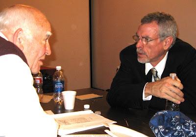 Ed Asner, Steve Schalchlin