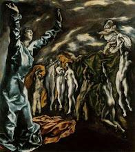 APOCALIPSIS *El Greco*