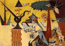TERRA LLAURADA *Miró*
