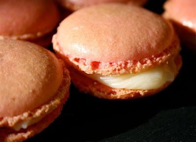 recettes  Où il est question de marketing, et des macarons chocolat blanc cardamome