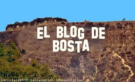 EL BLOG DE BOSTA