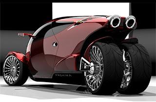 Motorsikal Generasi Akan Datang