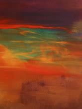 Serie en el cielo como en la tierra (levedad lumínica III)