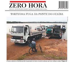 Tortuosa Fuga da Ponte do Guaíba