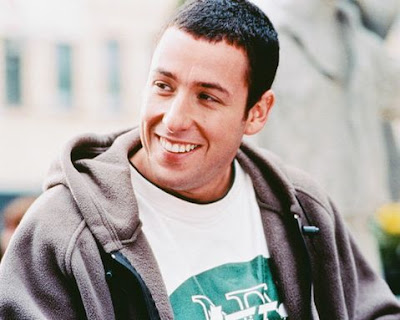 Ever notice how very much Vin Diesel and Adam Sandler resemble each other?