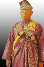 Sultan Haji AHMAD SHAH AL-MUSTA'IN BILLAH bin al-Marhum Sultan Sir Abu Bakar Ri'ayatuddin al-Mu'adz