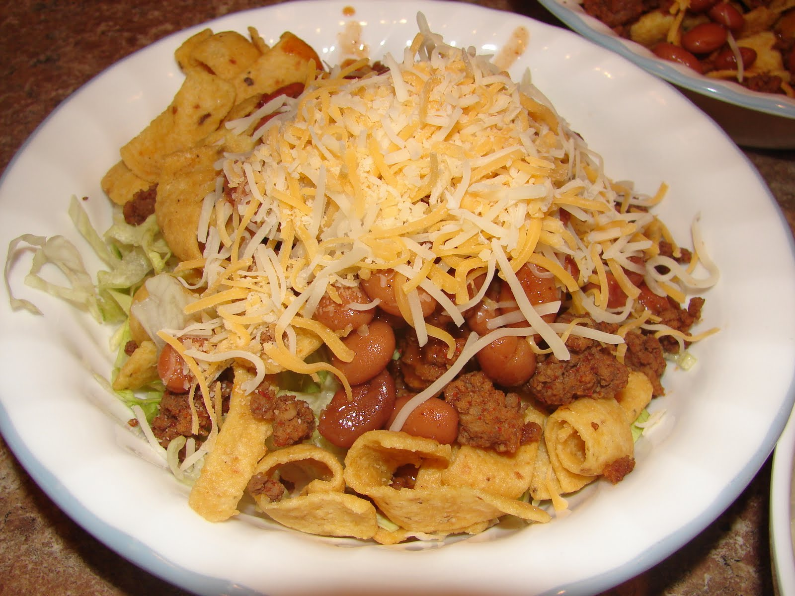 Fritos Corn Salad Corn Chip Taco Salad