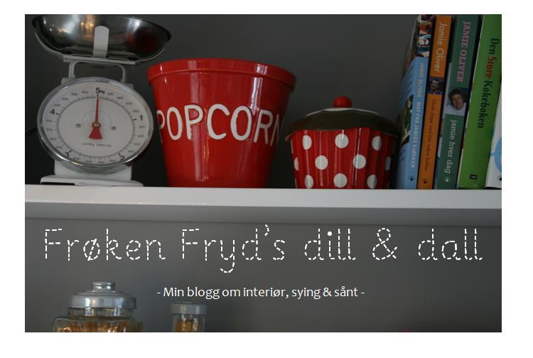 Frøken Fryds dill & dall