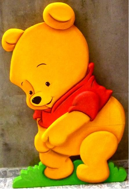 Luz Va Decorando...: Winnie pooh