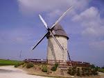 Un moulin près de Jonzac