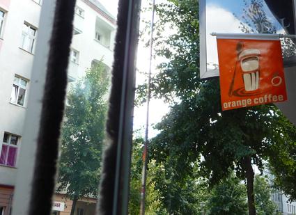 Orange Cafe Berlin Friedrichshain