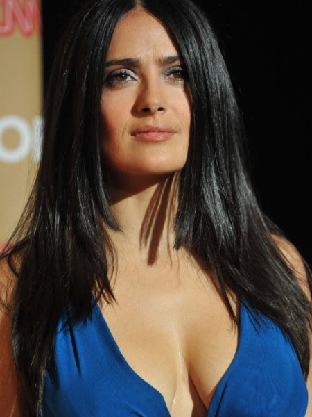 Salma Hayek during The 21st Annual American Cinematheque