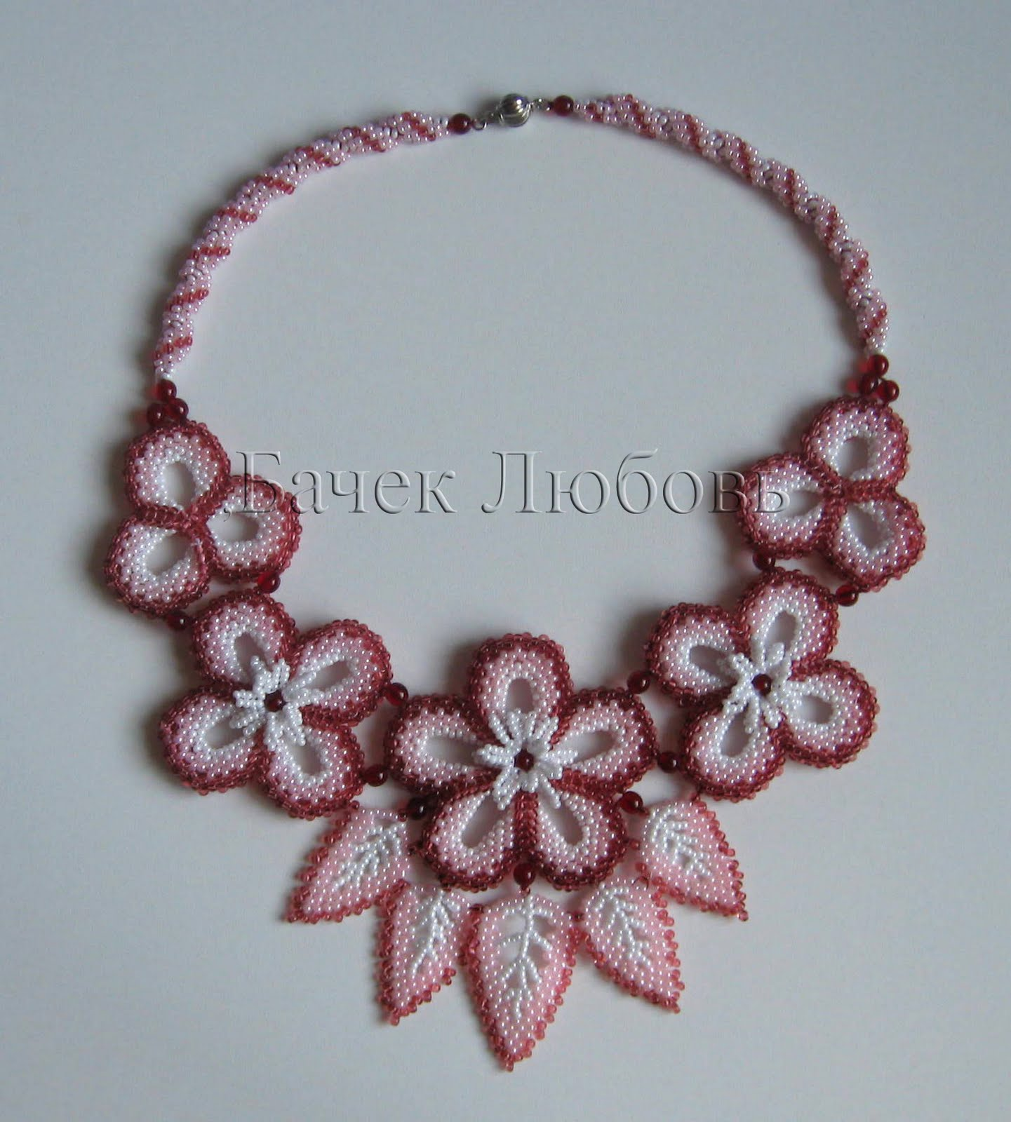 Рубрика. necklace of beads.  Хорошие идеи.  1 Views Today.
