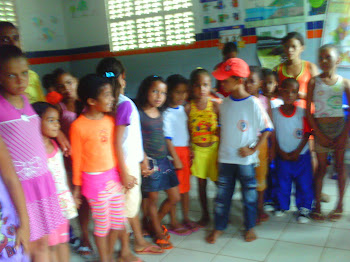 Recreação com as crianças em 2010